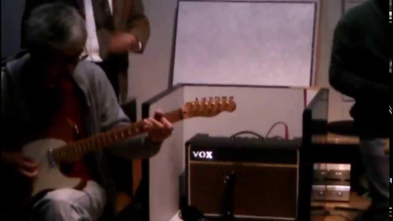 「SHIZUKA Stillness Panel」~ギターアンプにて検証