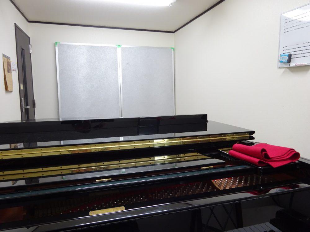 ピアノの防音対策は吸音・遮音・制振が重要です