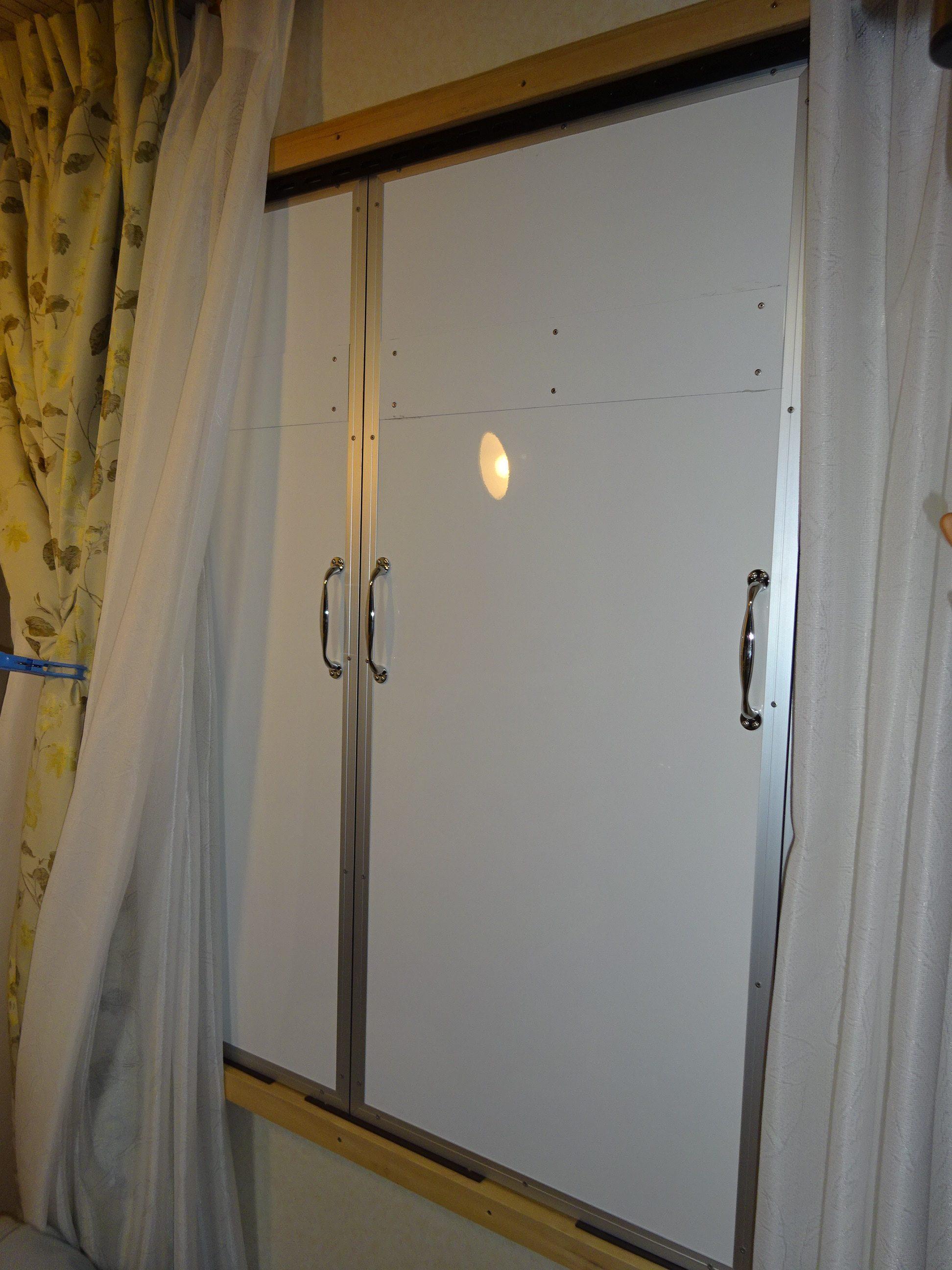 ハイエンドオーディオユーザーにおススメ。窓の吸音・防音対策