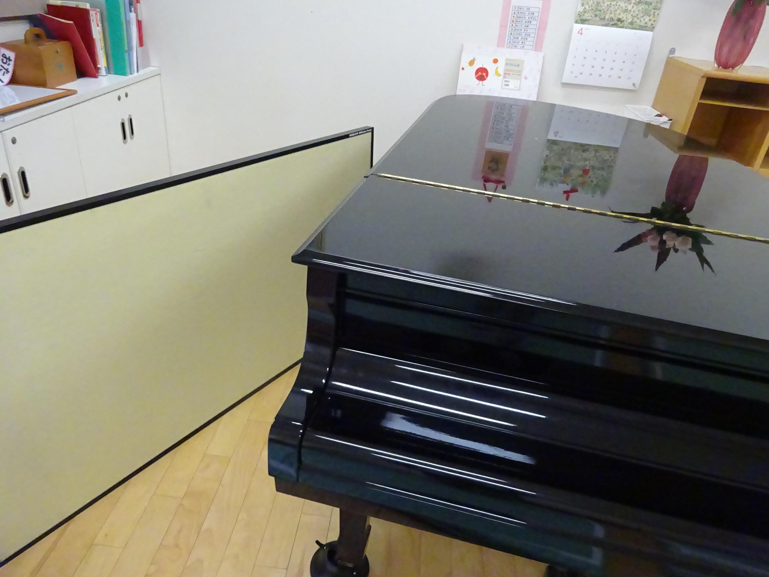 グランドピアノの吸音・調音・調湿をパネル1枚で改善@東京