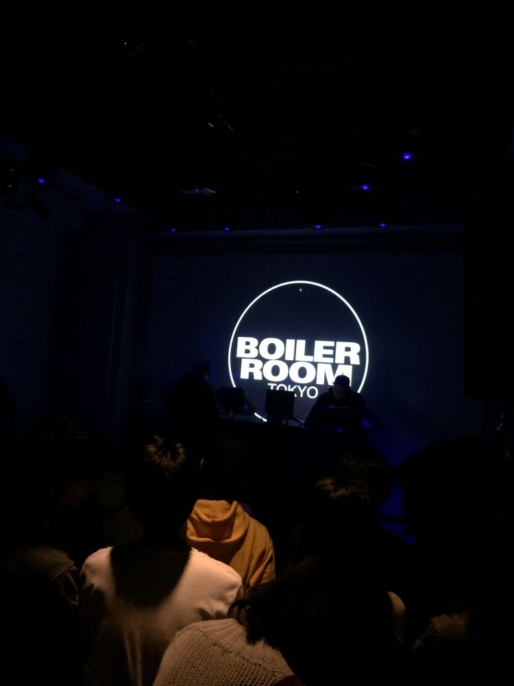 「Boiler Room Tokyo 2017 in your Parallel」へ行ってきました。@表参道WALL&WALL