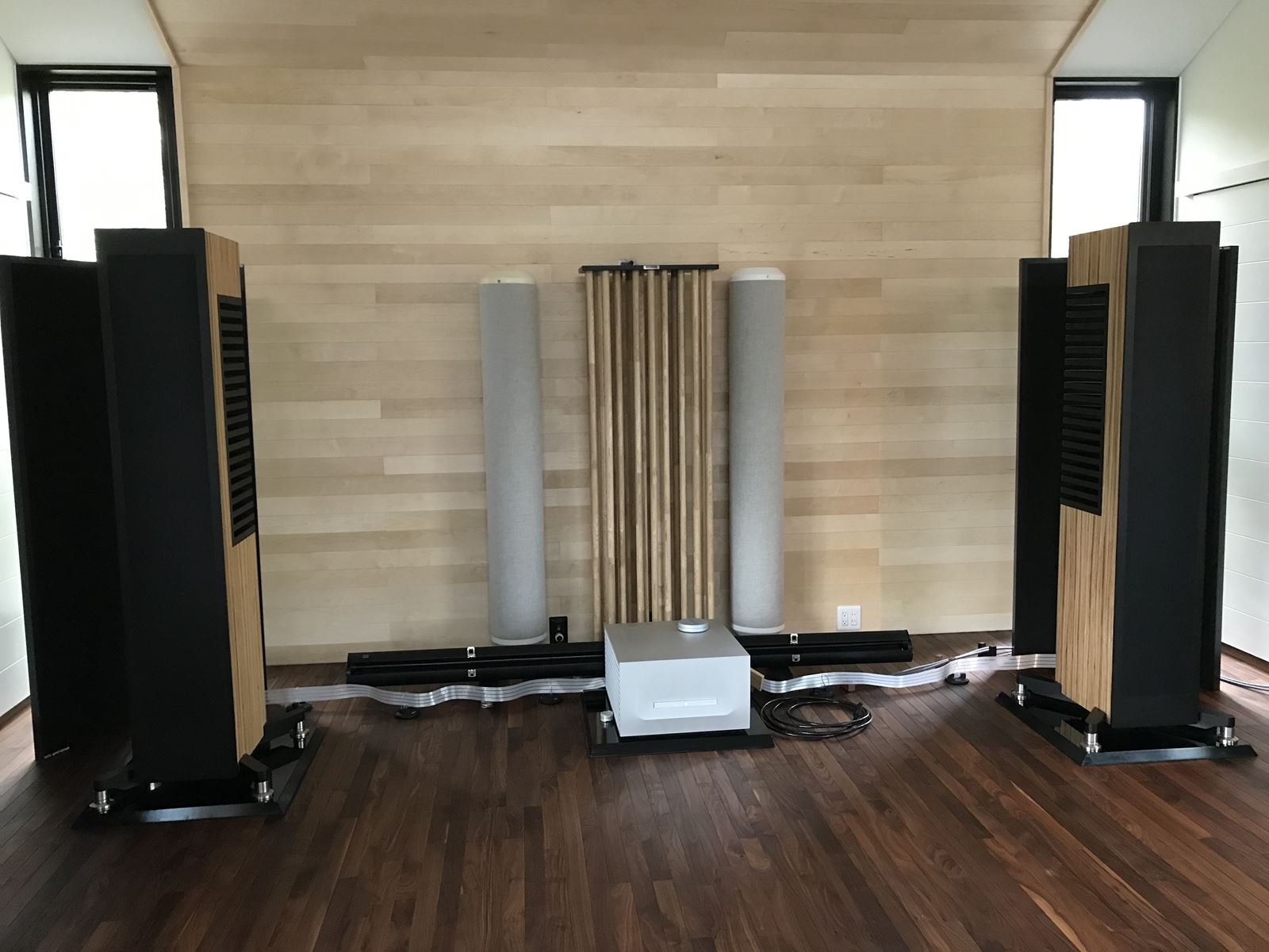 How to efficiently improve sound absorption in an audio recording room (Part 2)