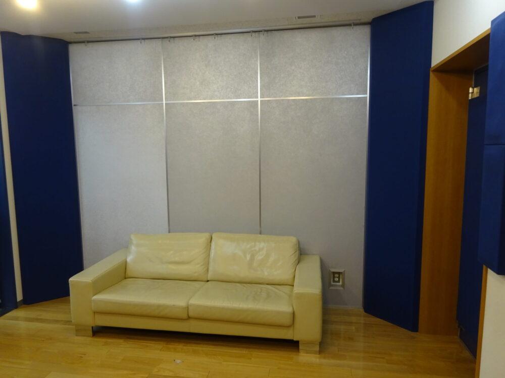 株式会社Dimension Cruiseのレコーディングスタジオに調音パネル「SHIZUKA Stillness Panel」を設置